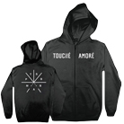 touche amore hoodie