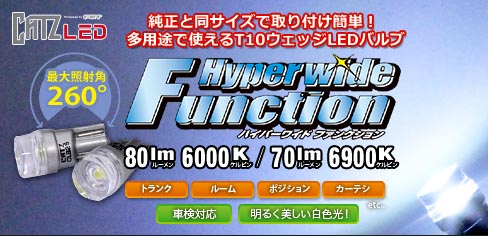 Hyper wide Functionバナー
