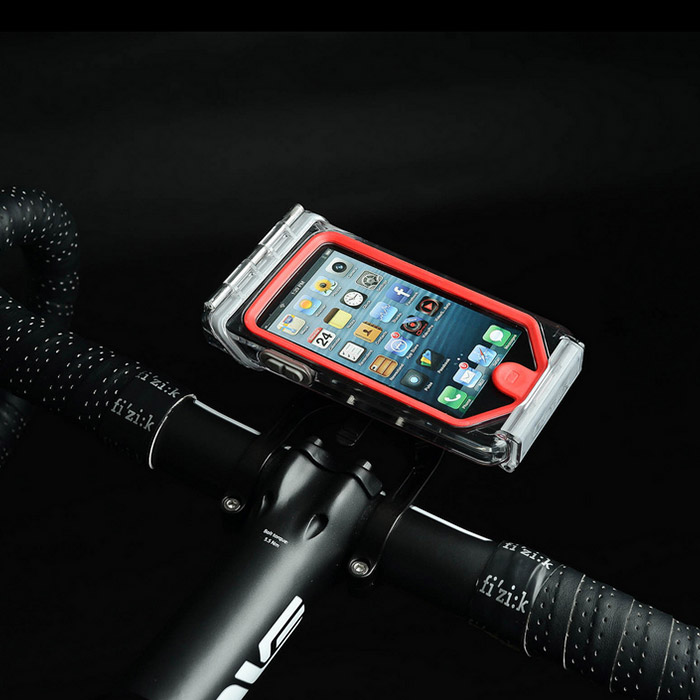 Optrix(オプトリックス)XD5  自転車&バイク・マウントキット for iPhone5s/5