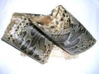 蛇皮ハギレ