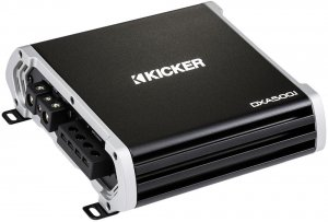 KICKER【YELLOW】 DXA500.1 <br>≪正規品≫ ■取寄せ<br>◆送料無料(北海道・沖縄は500円)