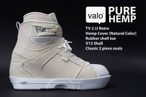 Valo JJ Natural Hemp