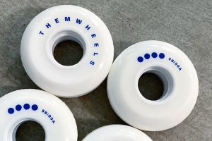 THEM wheels 58mm/90a <img class='new_mark_img2' src='https://img.shop-pro.jp/img/new/icons7.gif' style='border:none;display:inline;margin:0px;padding:0px;width:auto;' />