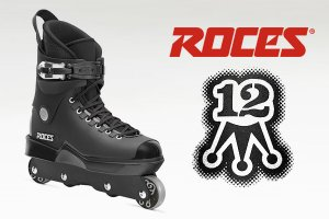 ROCES M12 Black US9のみ