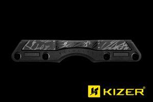 KIZER Frame Slimline II Black