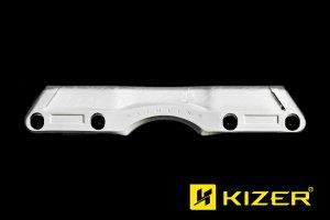 KIZER Frame Slimline II White