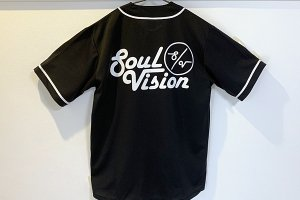 Bauhaus style baseball shirt BK