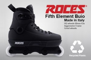 ROCES M12 Lo Charcoal