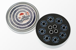Jeff Stockwell Bearings