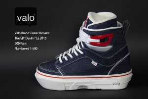 VALO EB Denim US8のみ <img class='new_mark_img2' src='https://img.shop-pro.jp/img/new/icons57.gif' style='border:none;display:inline;margin:0px;padding:0px;width:auto;' />