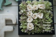 【ALPHABET FLOWER BOX アルファベット・フラワーボックス Sサイズ】<img class='new_mark_img2' src='https://img.shop-pro.jp/img/new/icons32.gif' style='border:none;display:inline;margin:0px;padding:0px;width:auto;' />