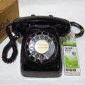 黒電話600A1 箱入長期保管品