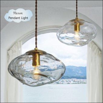 *送料無料【Japan madeのガラスシェードセット】0022 クラック(グリーン)