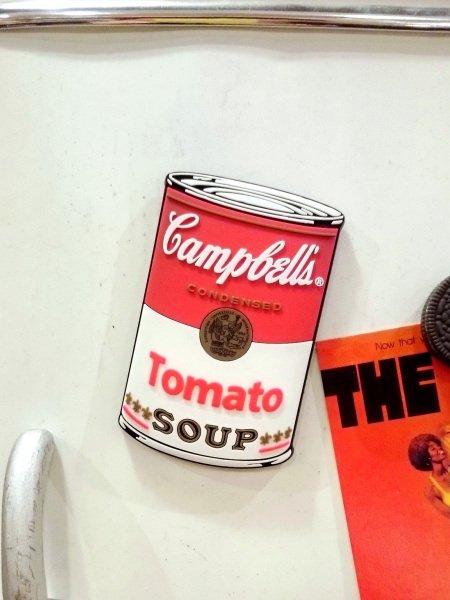 Campbell's キャンベル缶 マグネット