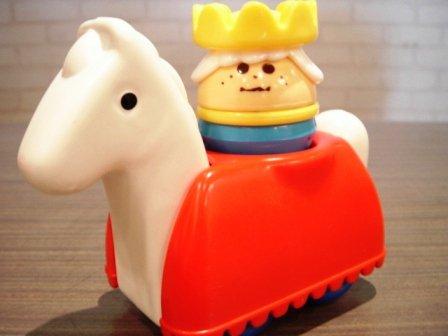 リトルタイクス/白馬