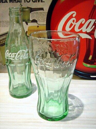 Libbey社製 Coca-Cola コカ・コーラ コンツァーグラス 16oz