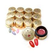[パワーストーンカラー] PROP GEL プロップジェル/カラージェル/化粧品登録済/日本製/ソークオフ 低高価熱 全光源対応