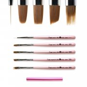 【Petit comb-9】GEL BRUSH Petit キャップ付属
