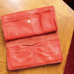 エルバマット 長財布 カード段