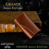 【GRANDE-Buttero キーケース】
