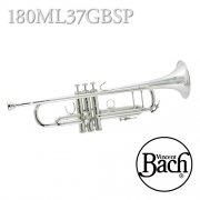 バック : B♭管トランペット 180ML 37ベル 赤ベル銀メッキ(GBSP) モデル