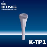 キング : マーチング トランペットマウスピース K-TP1