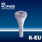 キング : マーチング ユーフォニアムマウスピース K-EU