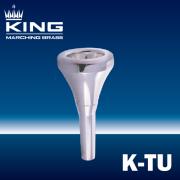 キング : マーチング チューバマウスピース K-TU