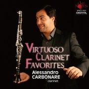 CD アレッサンドロ・カルボナーレ : 驚異のヴィルトーゾ・クラリネット