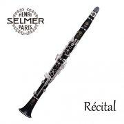 セルマー : B♭クラリネット レシタル