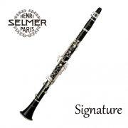 セルマー : B♭クラリネット シグネチャー