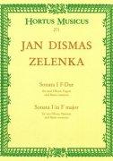 ゼレンカ : ソナタ 第1番 ヘ長調