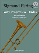 ヘリング : トロンボーンの為の40の革新的な練習曲