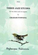 グラハム・ポーニング : 3つのジャズ・エチュード