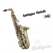 アンティグア : アルトサックス パワーベルシリーズ 【アンティークフィニッシュ】