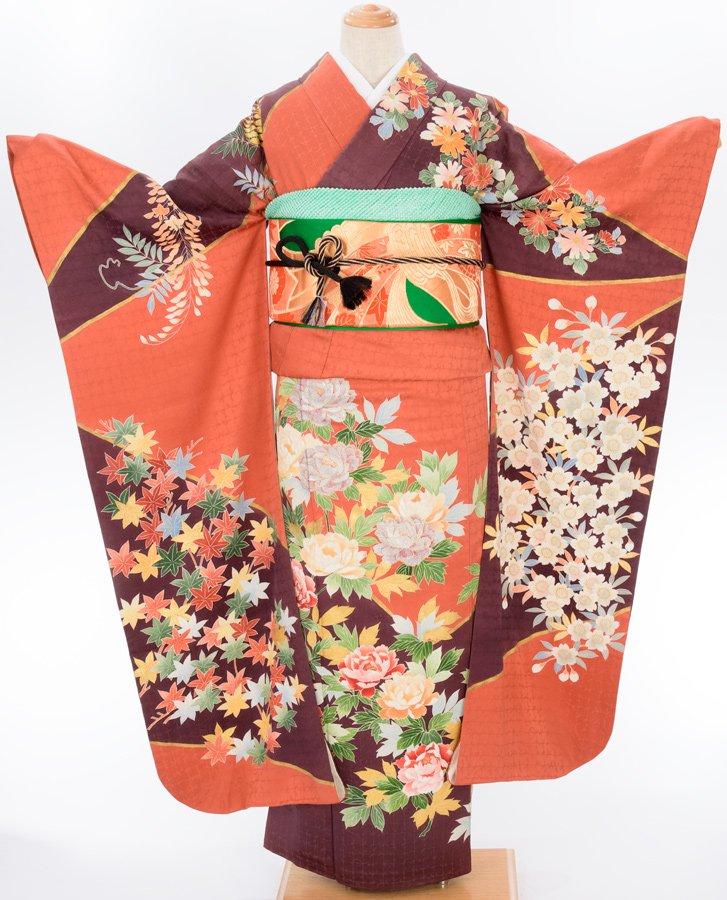 「振袖 牡丹・紅葉・桜・藤・菊など」の商品画像