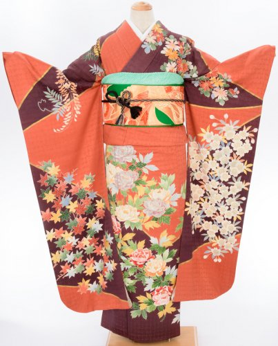 振袖 牡丹・紅葉・桜・藤・菊などのサムネイル画像