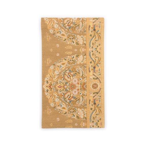 袋帯●ラッパのような花 華紋のサムネイル画像