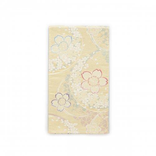 袋帯●金の地 桜のサムネイル画像