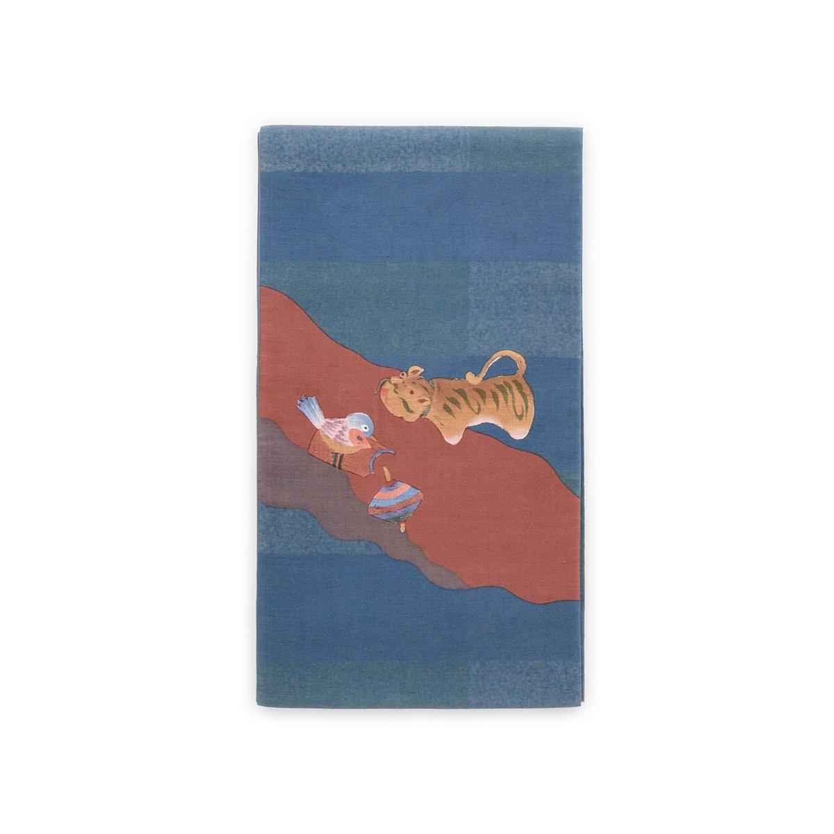 「洒落袋帯●郷土玩具」の商品画像