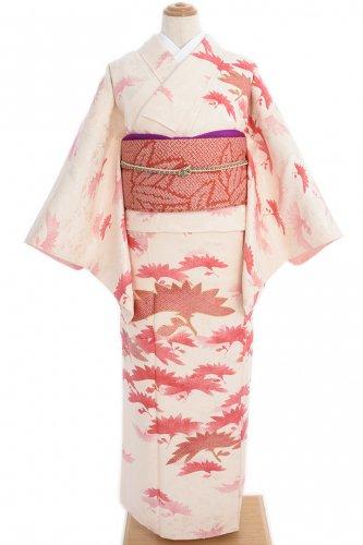 セミアンティーク訪問着 菊花散らしのサムネイル画像