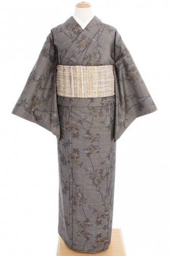 大島紬 枝と花のサムネイル画像