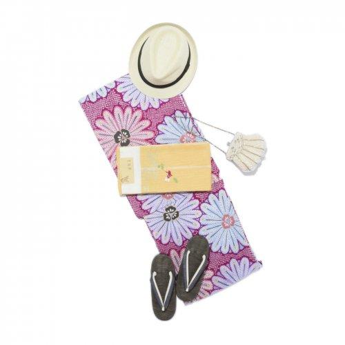 きもの道楽 セオα 松葉のサムネイル画像