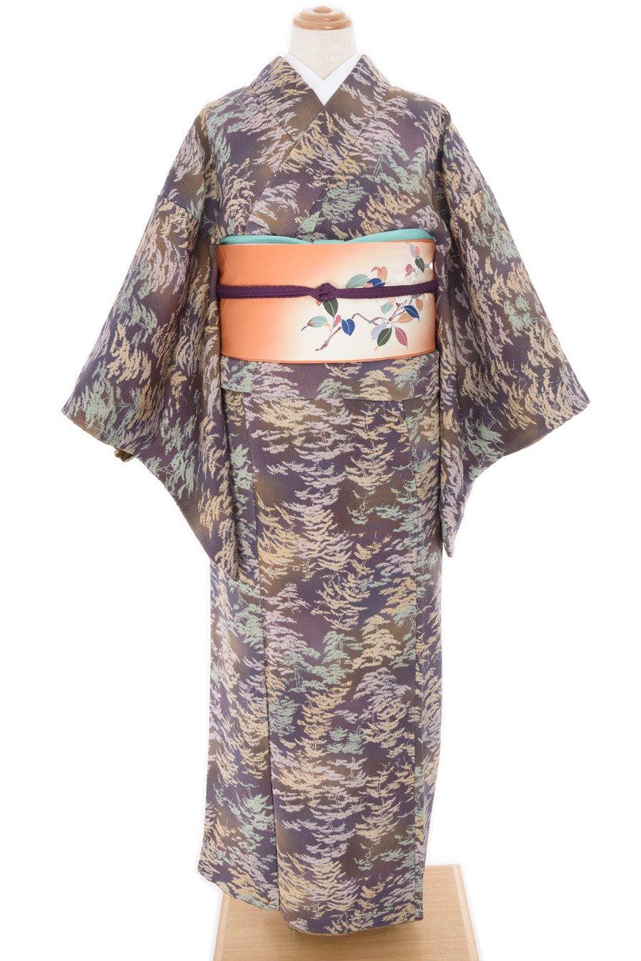 「縮緬 グラデーションカラーの松」の商品画像
