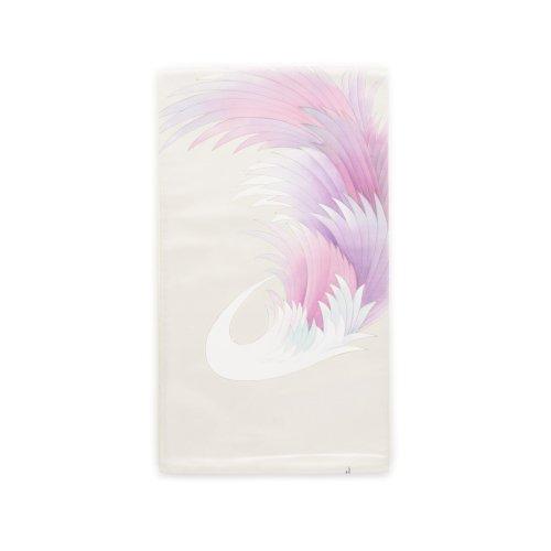 袋帯●ピンクや紫 孔雀花のサムネイル画像