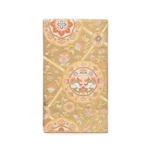 袋帯●向かい合う鴛鴦のサムネイル画像