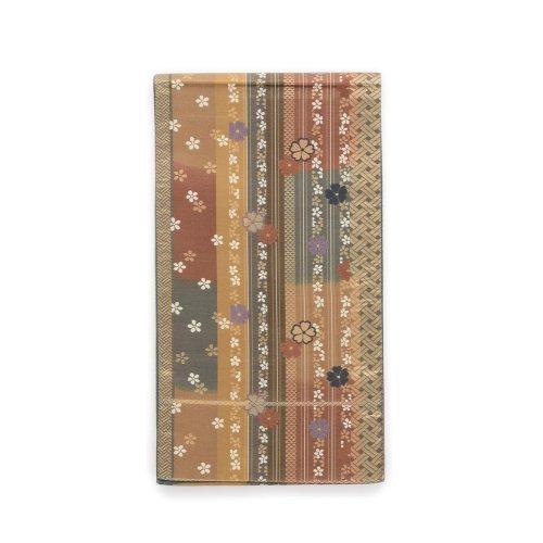 袋帯●桜と縞のサムネイル画像