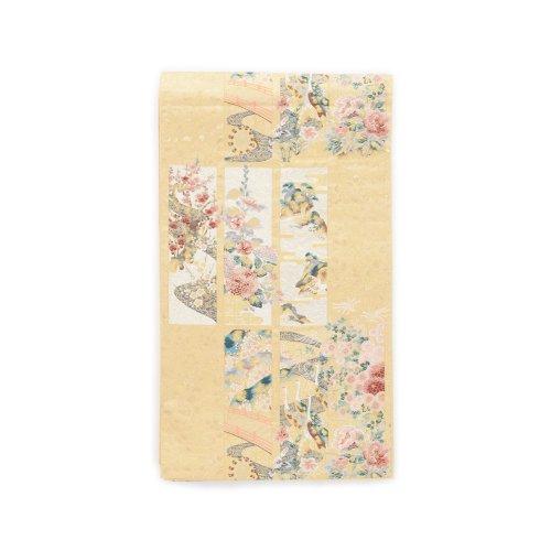 袋帯●四季折々 花札文様のサムネイル画像