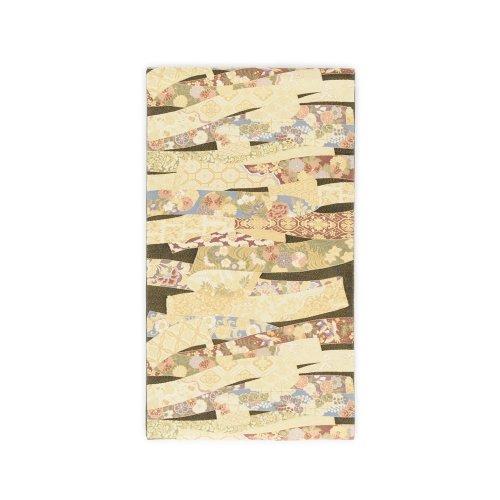 袋帯●花熨斗目