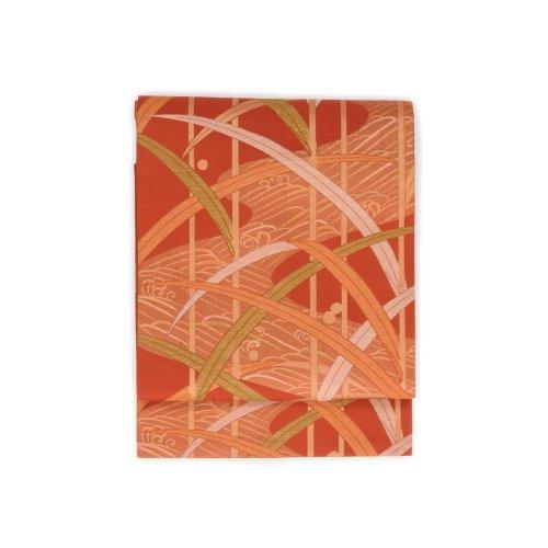 流水と葉 蛍のサムネイル画像
